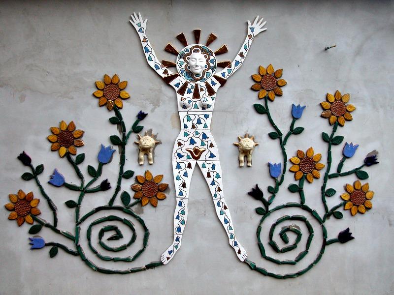 goddess-art-wandmosaik1